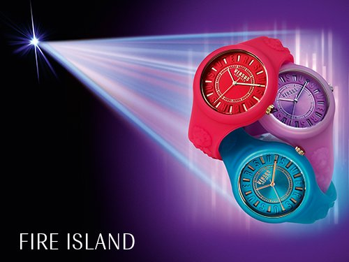 Versus Versace Orologi Collezione Fire Island