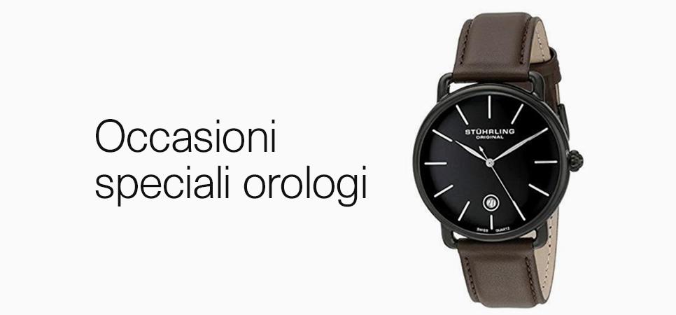 Occasioni speciali orologi