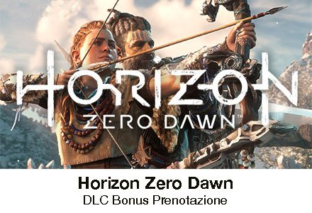 Horizon Zero Dawn DLC