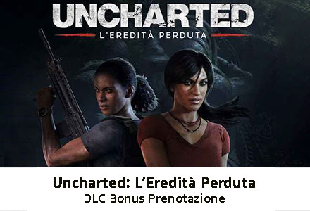 Uncharted DLC