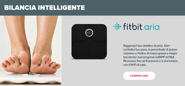 Fitbit Aria - Bilancia intelligente