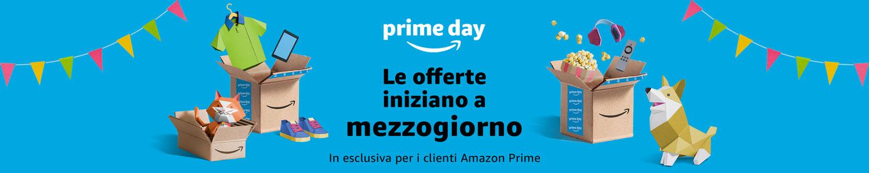 Prime Day 2018 - 36 ore di offerte