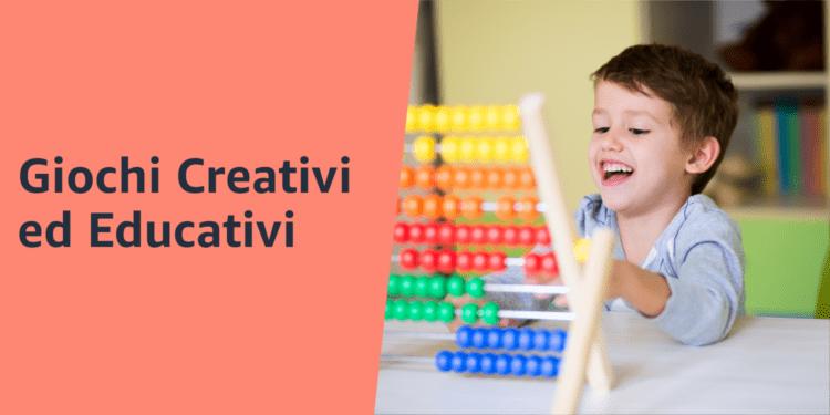 Giochi creativi ed educativi
