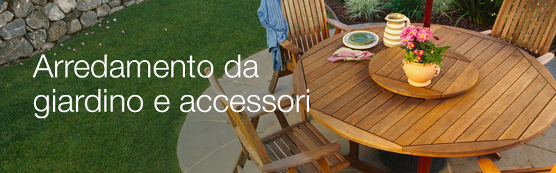 Amazon.it | Arredamento da giardino e accessori