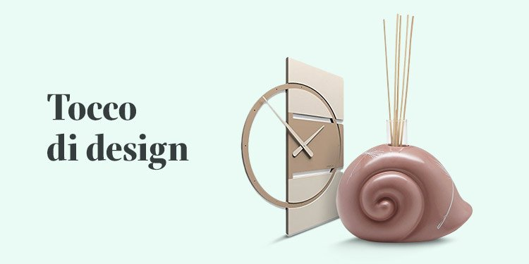 Tocco di design