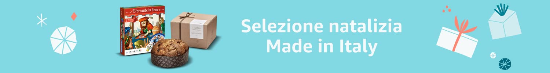 Selezione Natalizia Made in Italy