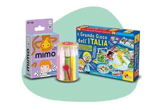 Giocattoli Made in Italy
