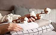 Lenzuola e cuscini
