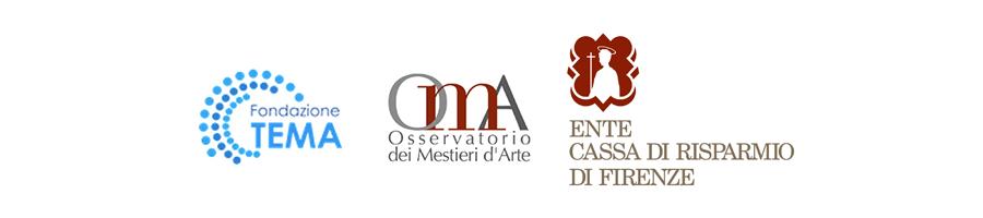 Fondazione TEMA, Osservatorio dei Mestieri d'Arte, Ente Cassa di Risparmio Firenze