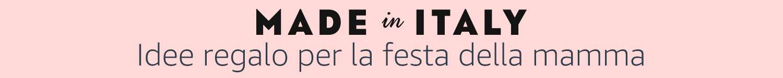 Made in Italy: Idee regalo per la festa della mamma