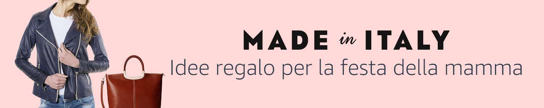 Regali Made in Italy per la festa della mammay