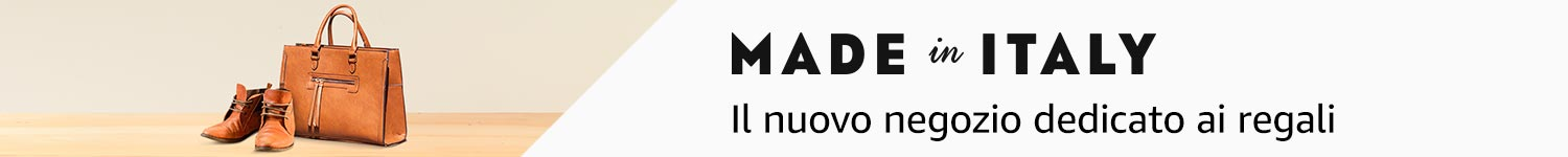Regali per tutte le occasioni Made in Italy