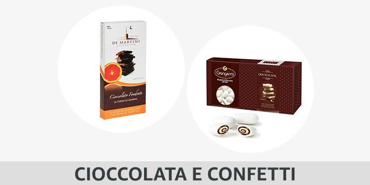 Cioccolata e confetti