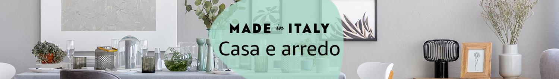 Casa e arredo Made in Italy