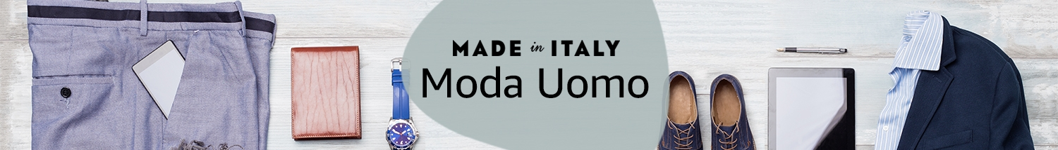 Moda Uomo Made in Italy