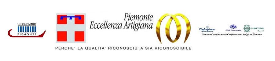 In collaborazione con: Piemonte Eccellenza Artigiana, Unioncamere Piemonte, Comitato Coordinamento Confederazioni Artigiane Piemonte