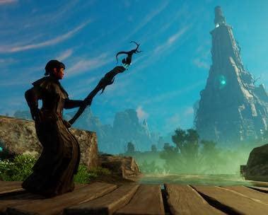 New World di Amazon Games