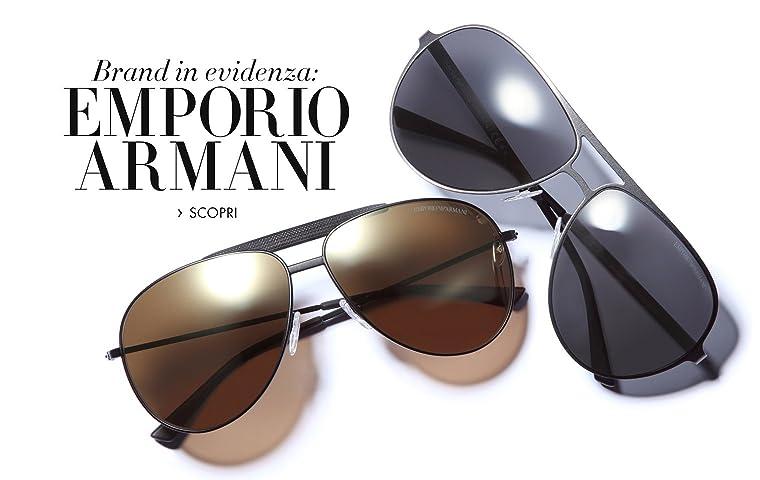 Occhiali da sole da uomo for Pubblicita occhiali da sole