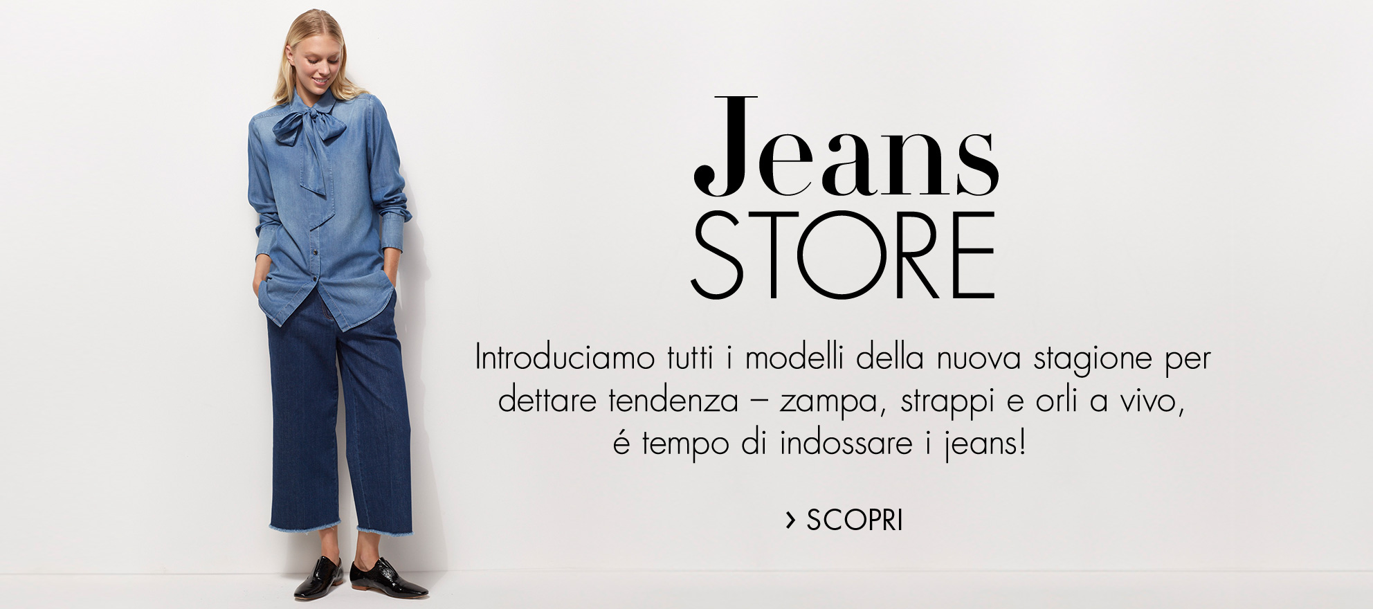 Jeans Store - Donna