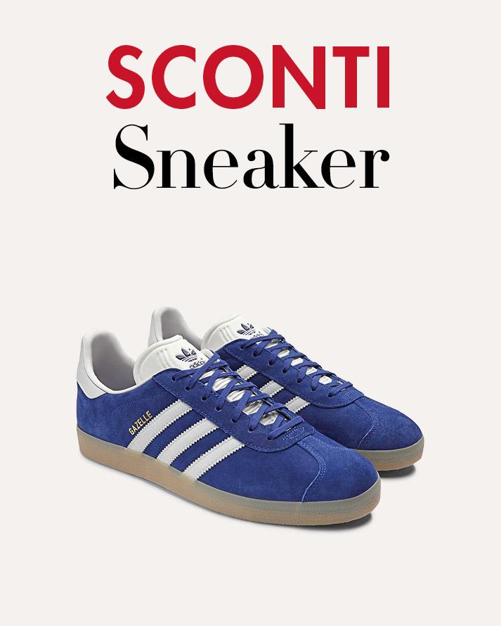 Sconti Uomo Sneaker