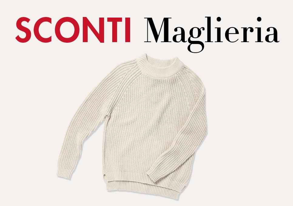 Sconti Donna Maglieria