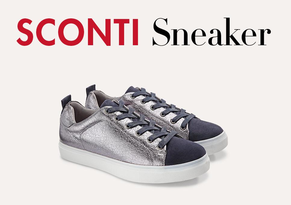 Sconti Donna Sneaker