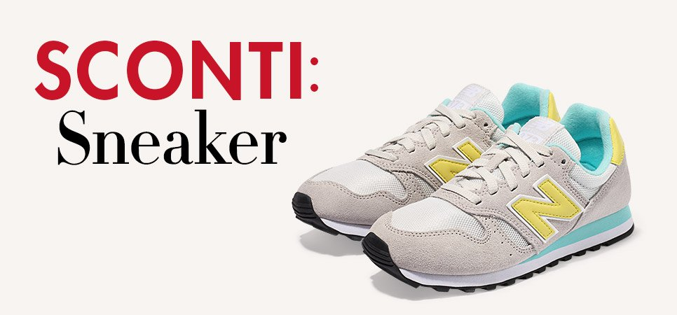 Sconti - Sneaker Donna