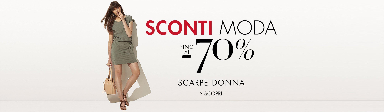 Sconti - Scarpe Donna