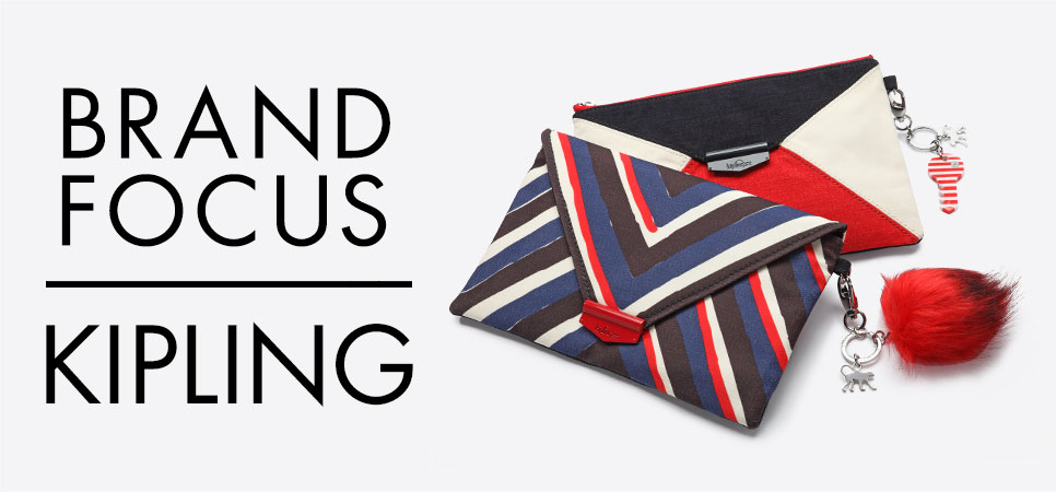 Brand Focus: Kipling