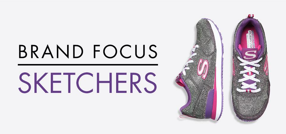 Brand Focus: Sketchers