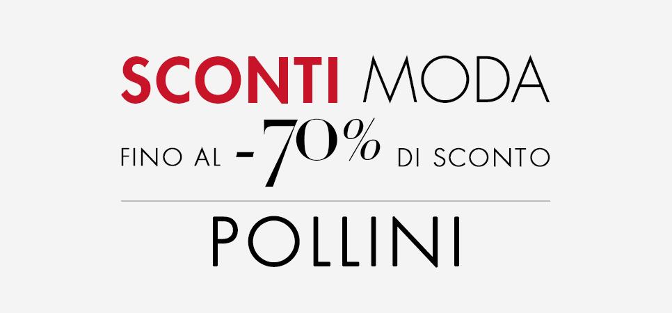 Sconti Pollini