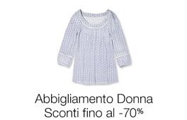 Sconti Moda - Abbigliamento Donna