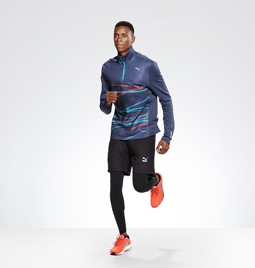 abbigliamento runners uomo nike