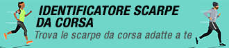 IDENTIFICATORE SCARPE DA CORSA