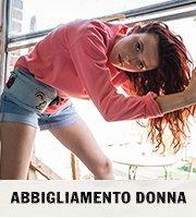 Abbigliamento Donna Vans
