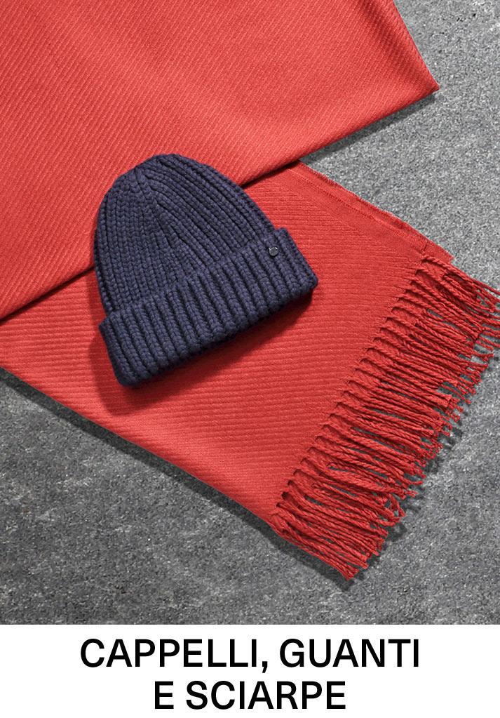 Sciarpe, cappelli e guanti