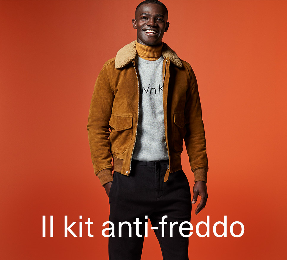 Il kit anti-freddo