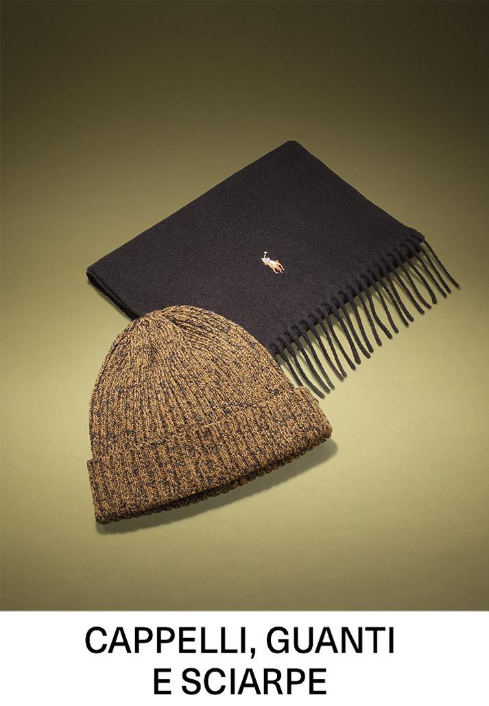 Cappelli, guanti e sciarpe