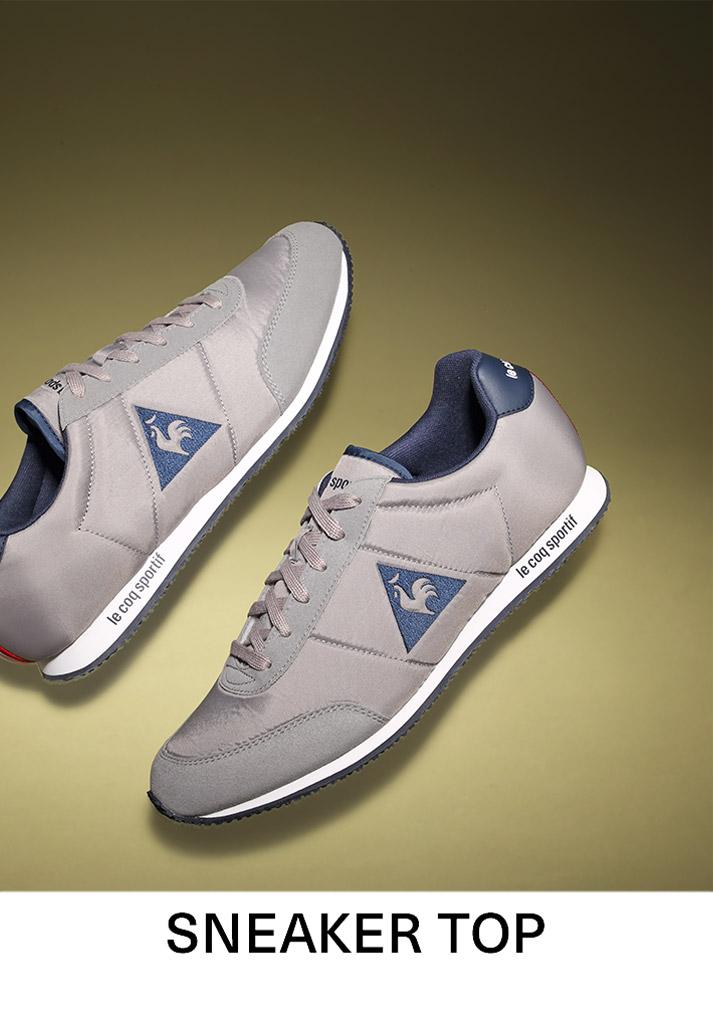 Sneaker top