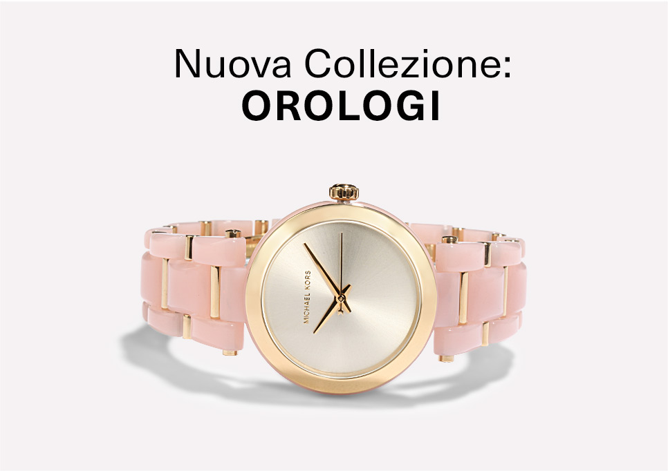 Nuova Collezione Orologi