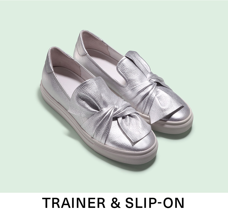 Trainer & Slip-On