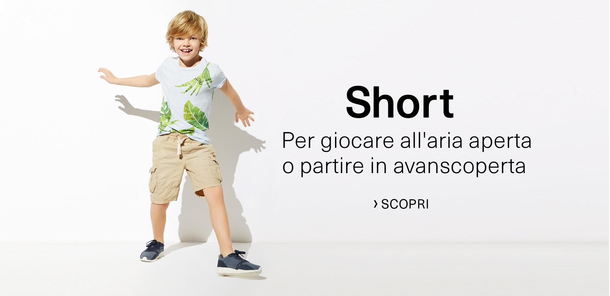 Short Bambino