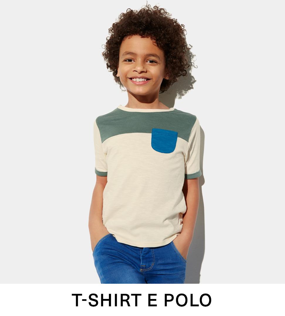 T-Shirt e Polo Bambino