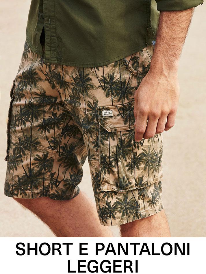 Short e Pantaloni leggeri