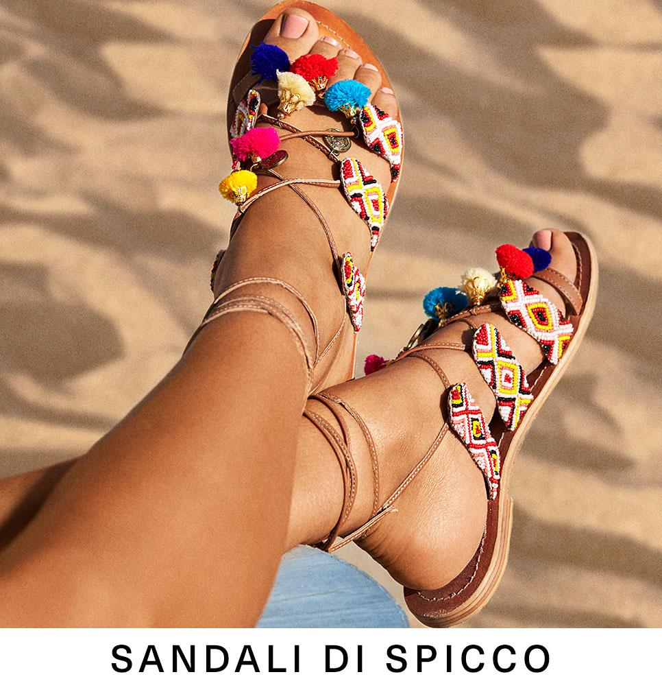 Sandali di spicco