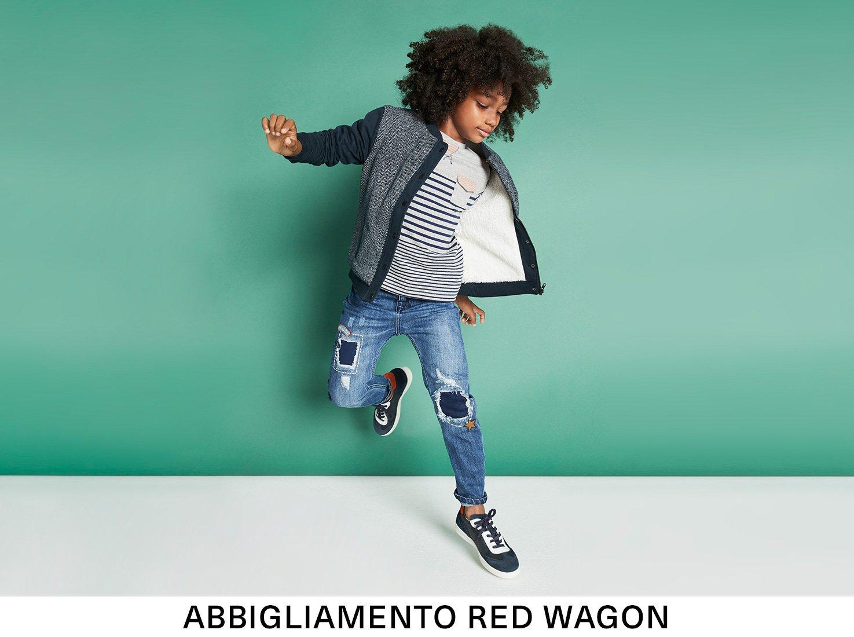 Abbigliamento Red Wagon