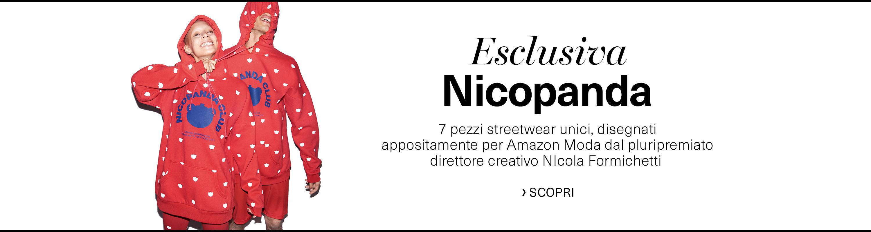 Collezione esclusiva Nicopanda