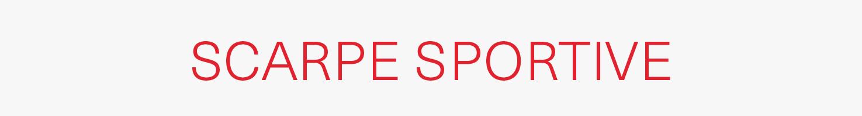 Scarpe Sportive