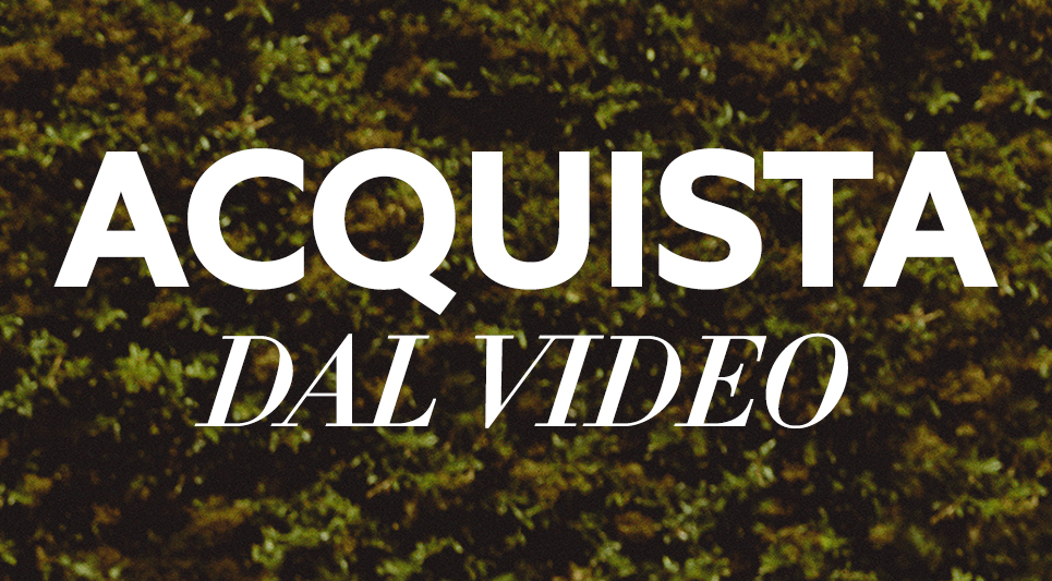find. Acquista dal video
