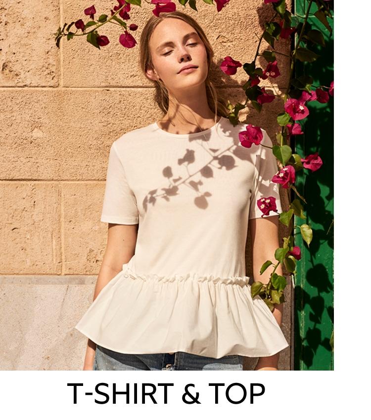 T-shirt & top donna